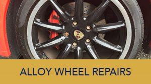 alloy wheel refurbishment bolton