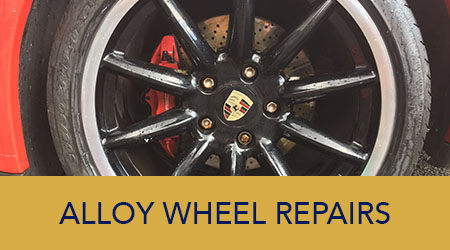alloy wheel refurbishment burnley