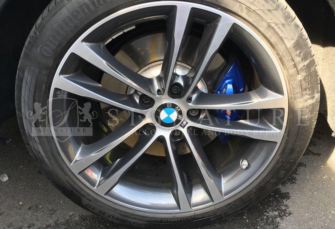 alloy wheel refurbishment wirral
