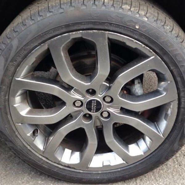 Alloy Wheel Refurbishment trafford park