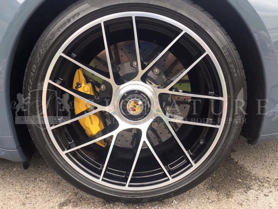 alloy wheel repair wigan