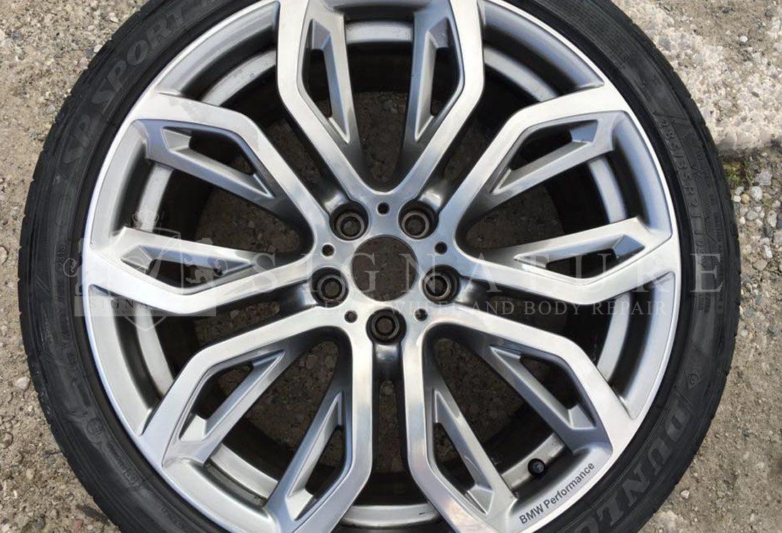 alloy wheel repair preston