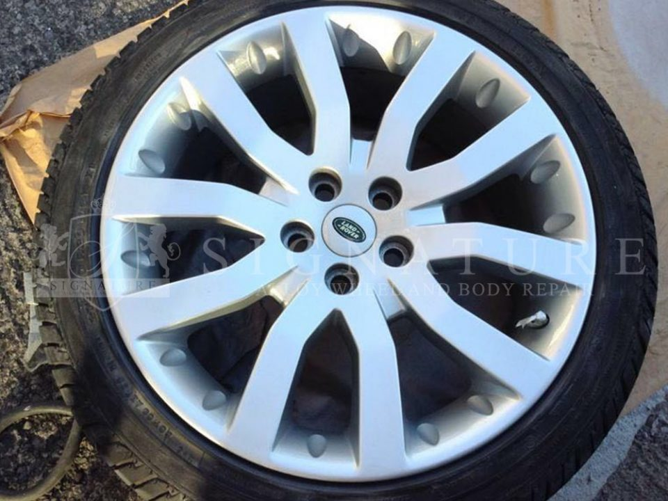 alloy wheel refurbishment Bury