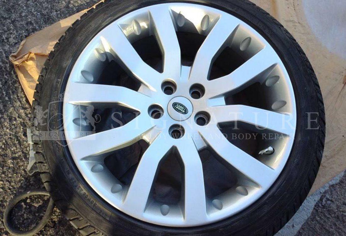 alloy wheel refurbishment Bury