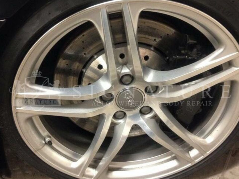 alloy wheel refurbishment olham