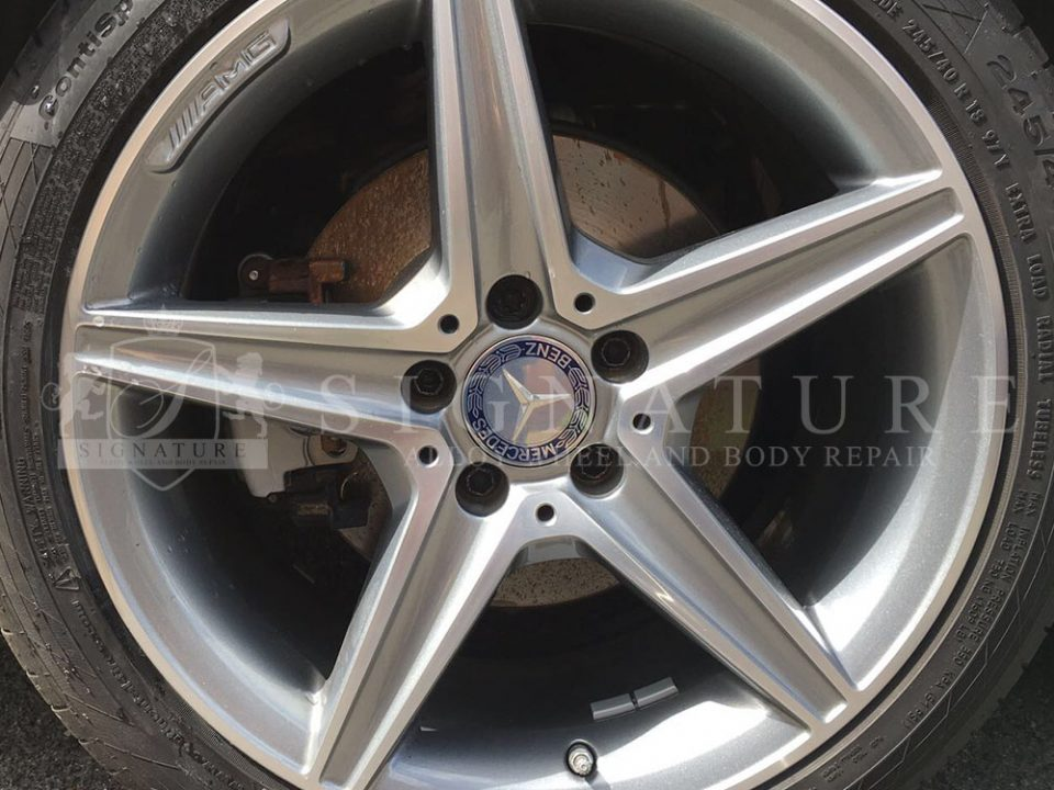 alloy wheel refurbishment stockport