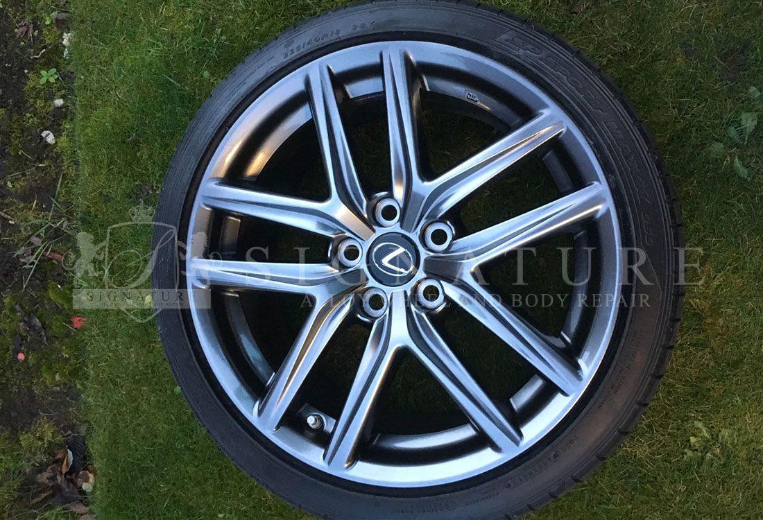 alloy wheel refurbishment blackpool