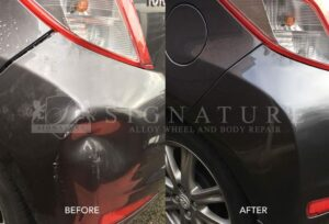 car body repairs Wigan